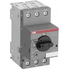 Автоматический выключатель защиты двигателя ABB MS116-0,63