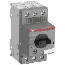 Автоматический выключатель защиты двигателя ABB MS132-12