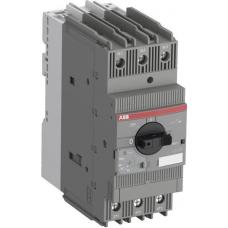 Автоматический выключатель защиты двигателя ABB MS165-65