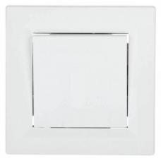 EPH0500121 Одноклавишный перекрестный переключатель Asfora IP20. Цвет Белый