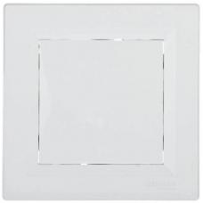 EPH5600121 Заглушка для неиспользуемой монтажной коробки Asfora. Цвет Белый
