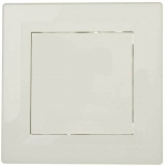 EPH5600123 Заглушка для неиспользуемой монтажной коробки Asfora. Цвет Кремовый