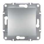 EPH5600161 Заглушка без рамки Asfora. Цвет Алюминий