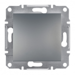 EPH5600162 Заглушка без рамки Asfora. Цвет Сталь