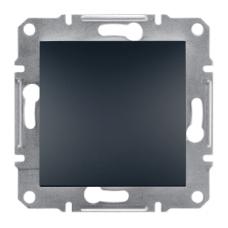 EPH5600171 Заглушка без рамки Asfora. Цвет Антрацит