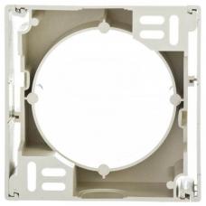 EPH6100123 Подрозетник одноместный Asfora. Цвет Кремовый
