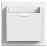 EPH6200121 Карточный выключатель Asfora IP20. Цвет Белый