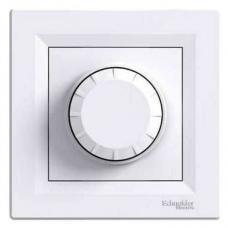 EPH6600121 Светорегулятор проходной 315 ВА Asfora. Цвет Белый