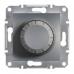 EPH6600162 Светорегулятор проходной 315 ВА Asfora. Цвет Сталь
