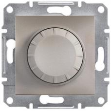 EPH6600169 Светорегулятор проходной 315 ВА Asfora. Цвет Бронза