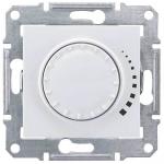 SDN2200523 Светорегулятор поворотно-нажимной проходной 60-500 Вт/ВА серии Sedna Цвет Слоновая кость