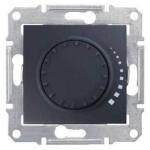 SDN2200470 Светорегулятор индуктивный 60-325 Вт/ВА серии Sedna. Цвет Графит