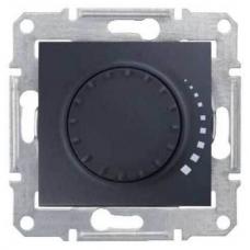Светорегулятор индуктивный 60-325 Вт/ВА серии Sedna. Цвет Графит (SDN2200470)