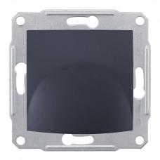 Кабельная розетка 250В, 25A Sedna. Цвет Графит (SDN5500170)