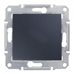 SDN5600170 Заглушка с суппортом Sedna. Цвет Графит