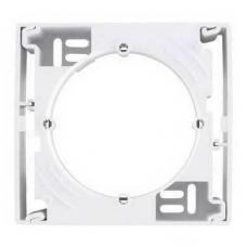 Коробка одиночная для наружного монтажа Sedna. Цвет Белый (SDN6100121)