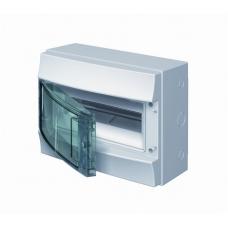 Щиток пластиковый на 12 модулей накладной ABB Mistral65 (1SL1202A00)