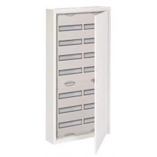 Щиток ABB AT72 на 168 модулей накладной (стальная дверь) IP43