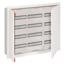 Щиток ABB U43 на 144 модуля врезной (стальная дверь) IP31 (2CPX030103R9999)