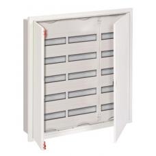 Щиток ABB U53 на 180 модулей врезной (стальная дверь) IP31 ()